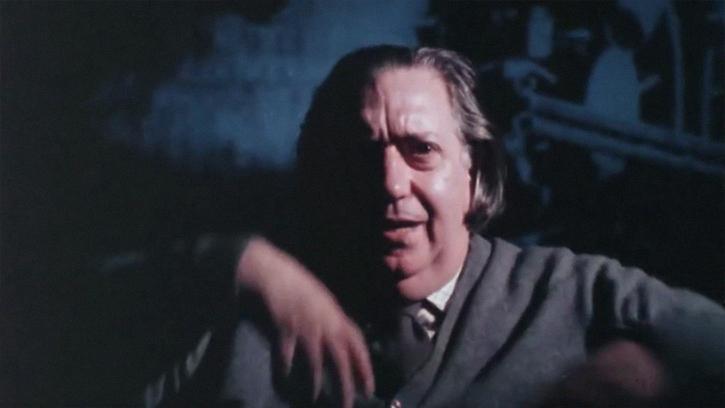 Parlons cinéma ou les anti-cours d'Henri Langlois