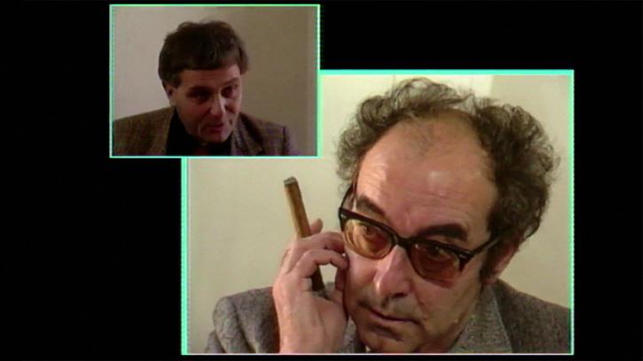 Godard-Sollers : l'entretien
