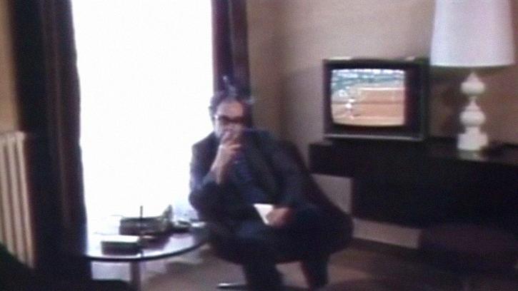 Chambre 666 : Jean-Luc Godard