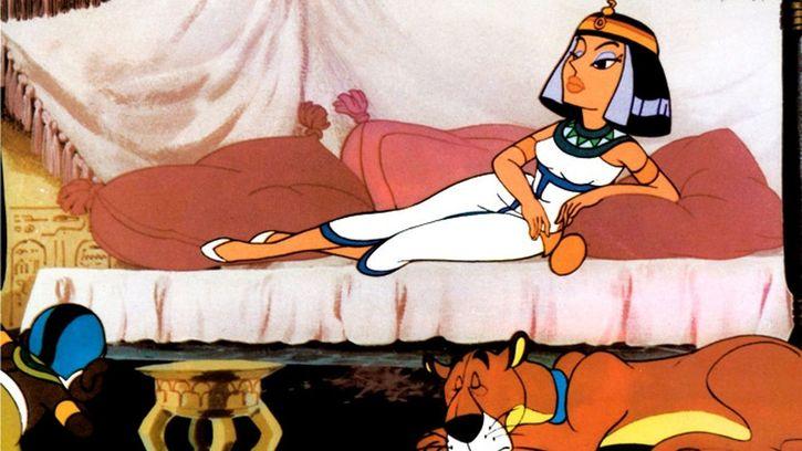 Asterix et Cleopatre (Goscinny et Uderzo)