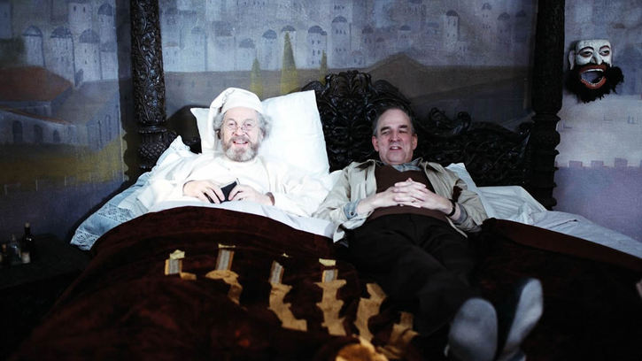 Bergman : Le tournage de Fanny et Alexandre