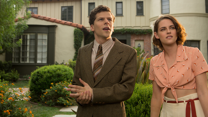 Cafe society (Woody Allen)