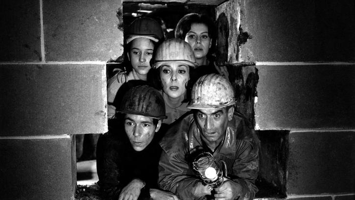 De Funès: l'ordre à la condition du chaos