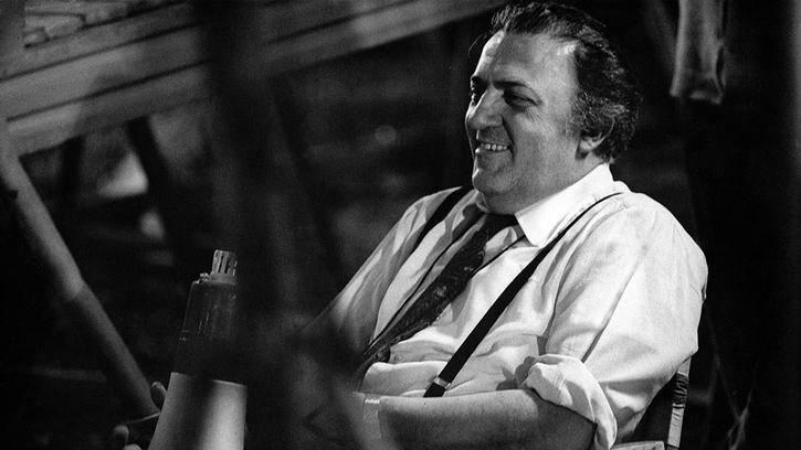 Fellini erratique. Conférence de Jean-Paul Manganaro