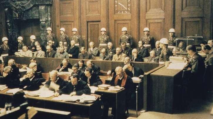 Nuremberg, l'emprise du visible. Conférence par Sylvie Lindeperg