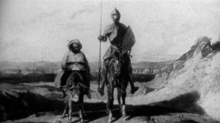 Don Quichotte de Cervantès