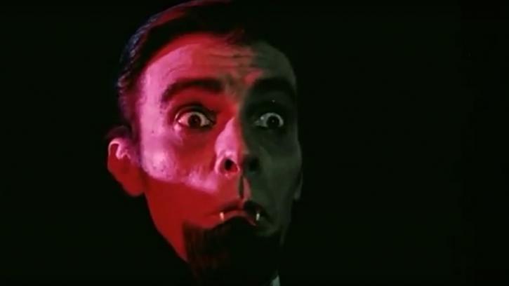Dracula, vampire sexuel