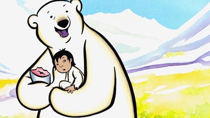 L'Enfant qui voulait être un ours