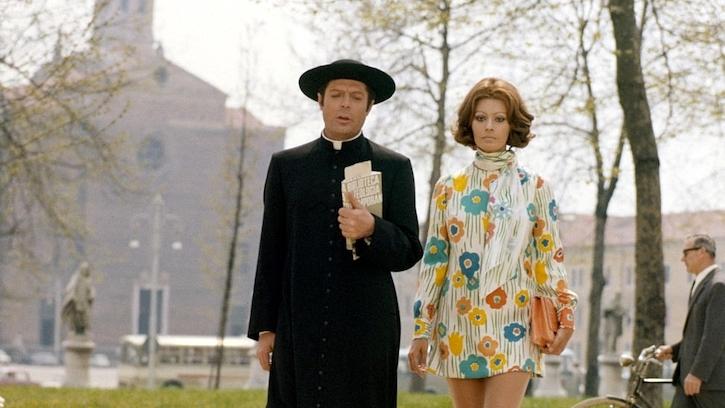 La Femme du prêtre