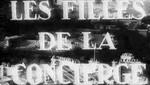 Filles De La Concierge (Jacques Tourneur)