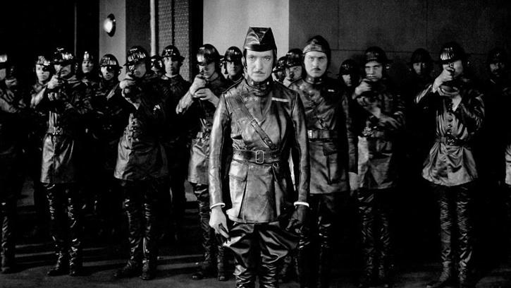 High Treason (Maurice Elvey)