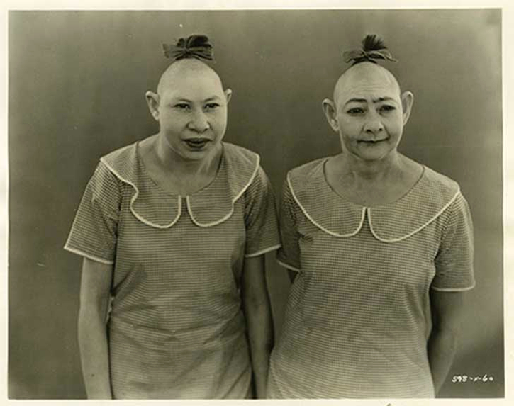 Jenny Lee et Elvira Snow
