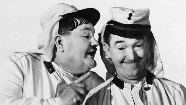 Laurel et Hardy conscrits = Les Conscrits