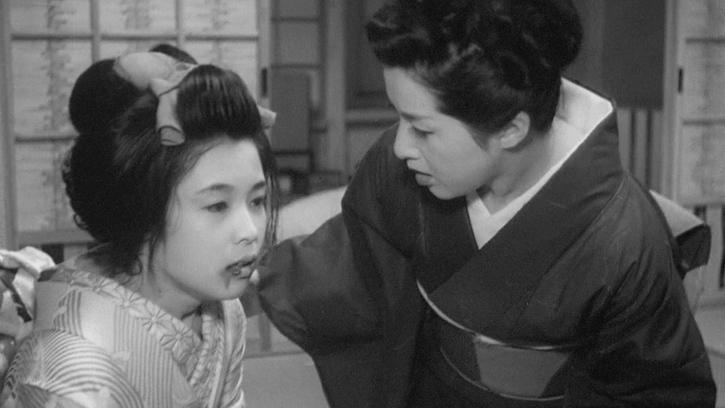 Les Musiciens de Gion (Kenji Mizoguchi)