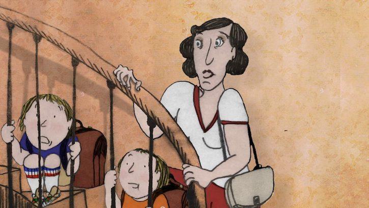 La fabrique d'un film d'animation. Ciné-rencontre avec Léo Marchand