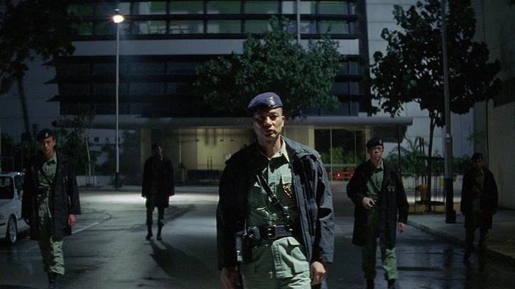 PTU (Police Tactical Unit)