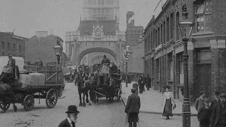 Le Londres de la Belle Époque (Victorian and Edwardian London)