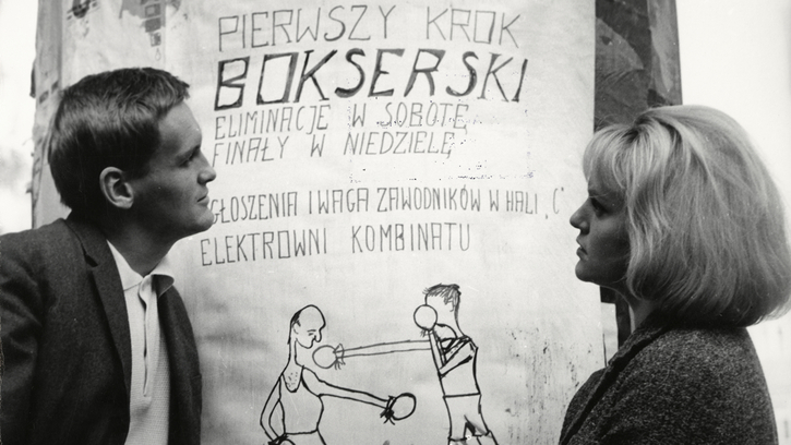Resultado de imagen de walkover Jerzy Skolimowski, Poland