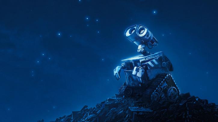 Wall-E (Andrew Stanton)