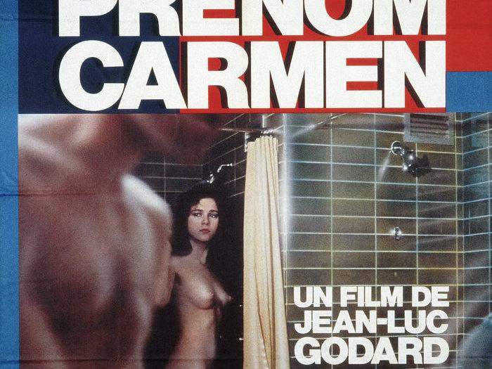 Affiche française de Prénom Carmen