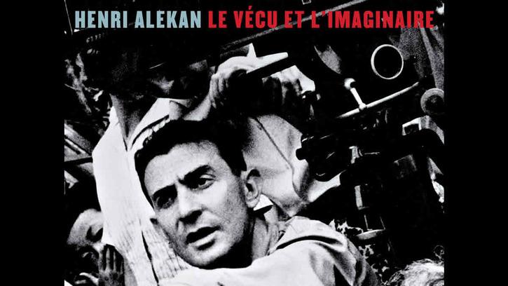 Signature du livre « Henri Alekan : le vécu et l'imaginaire ». Par l'auteur Philippe Pierre-Adolphe, en présence de Nada Alekan