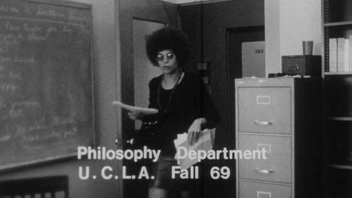 Angela Davis, portrait d'une révolutionnaire