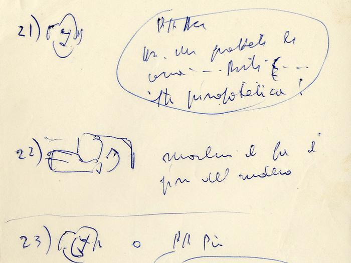 Accattone (Pier Paolo Pasolini), Scena 63, plans 21 à 25