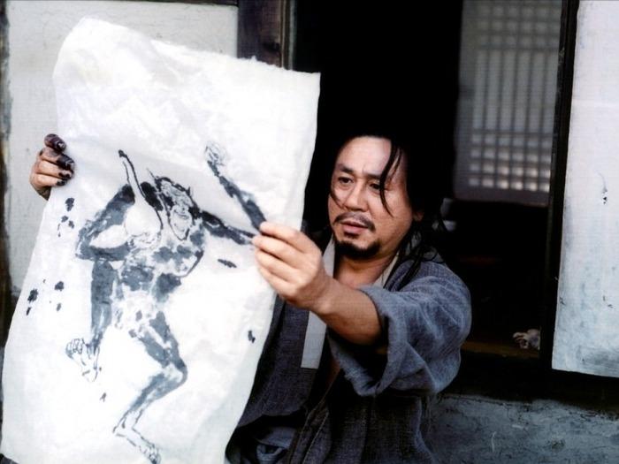 Ivre de femmes et de peinture (Im Kwon Taek)
