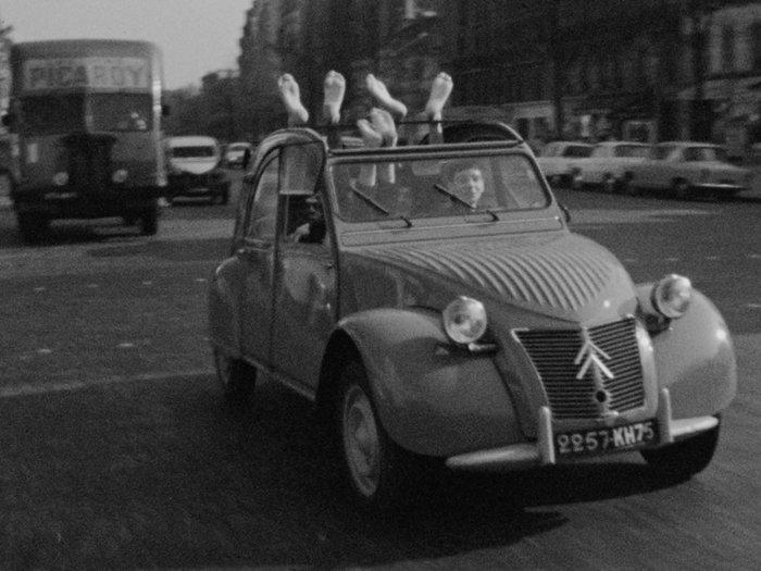 Le Joli Mai (Chris Marker et Pierre Lhomme, 1962)