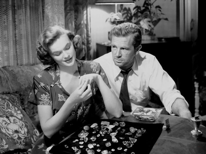 Quand la ville dort (Asphalt Jungle, John Huston)