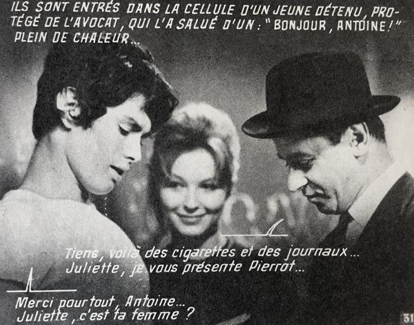 Adorable Menteuse en roman-photo, Ciné-Révélation