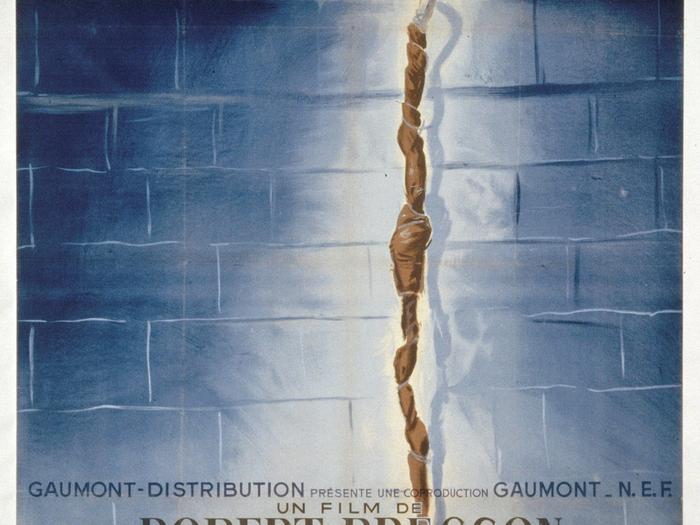 Un condamné à mort s'est échappé de Robert Bresson (1956)