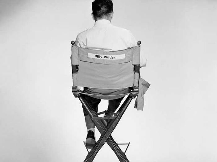 Billy Wilder, un Mensch et ses comédiens