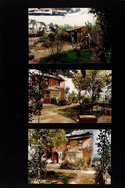 Carnet de tournage de Sylvette Baudrot - Jardin de Célia