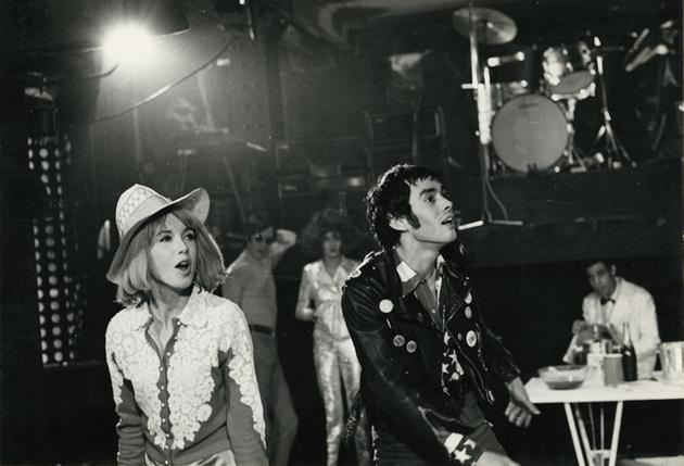Charlie le Surineur et Gigi la Folle dans <em>Les Idoles</em> (Marc'O, 1967). D.R.