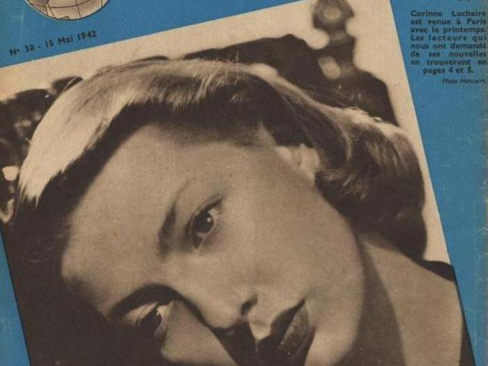 Ciné- Mondial n° 38 du 15 mai 1942