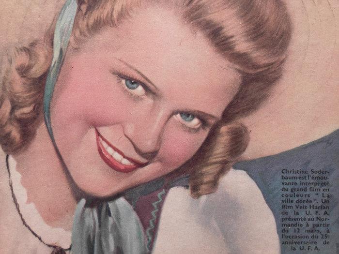 Ciné-Mondial n°79 du 5 mars 1943