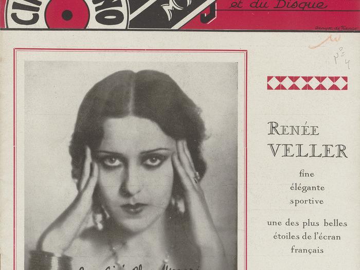 Ciné-phono magazine n° 4 (juillet 1930)