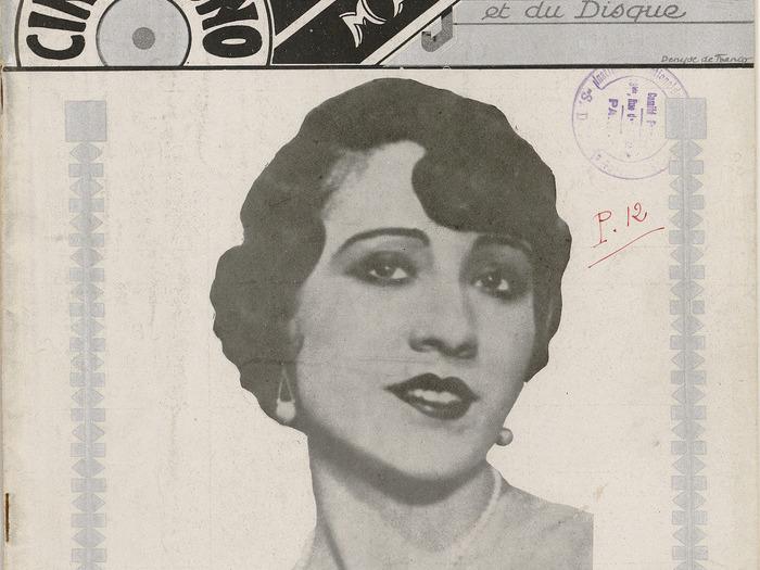 Ciné-phono magazine n°11 (juin-juillet 1931)