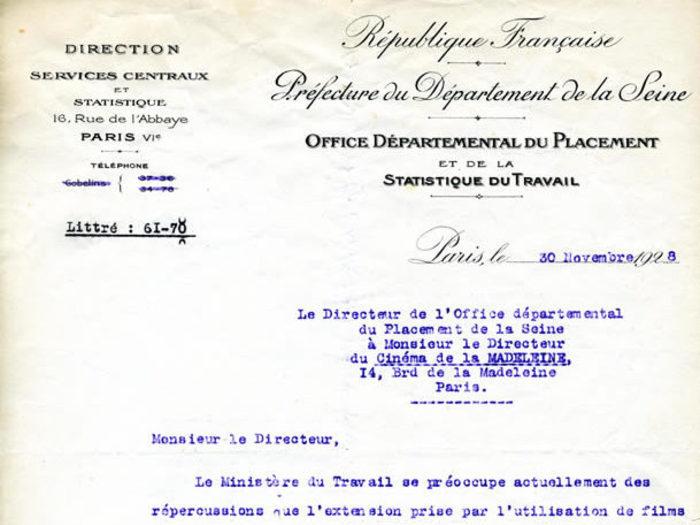 Correspondance de Jean Mounier