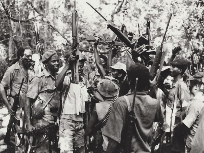 Cry Freedom (Ola Balogun)