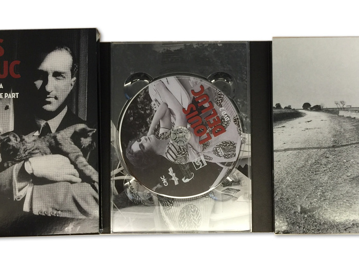 Coffret DVD Louis Delluc