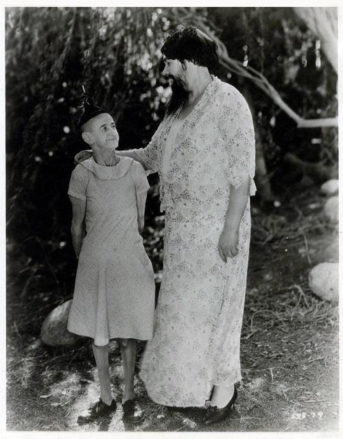 Elizabeth Green et Lady Olga