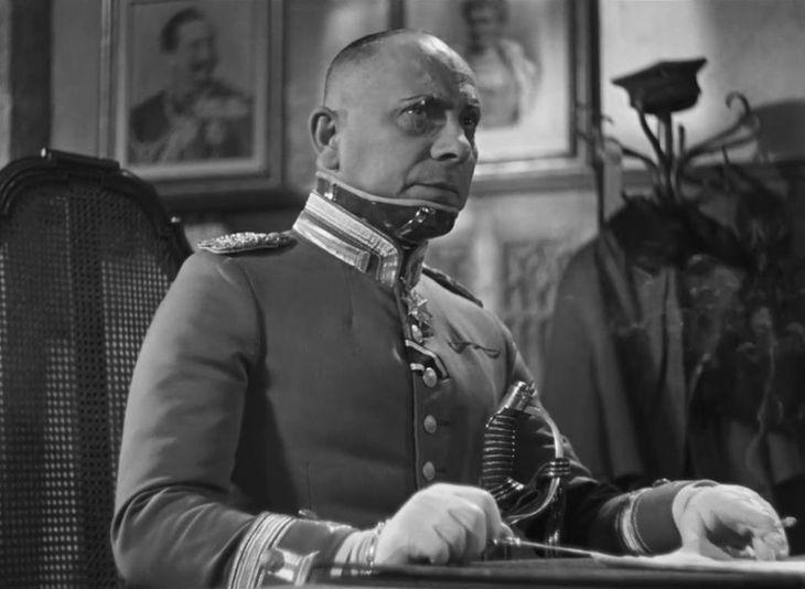 Erich Von Stroheim (La Grande Illusion)