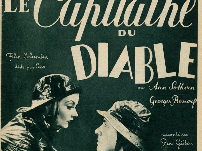 Le Film complet du mardi - 7 décembre 1937