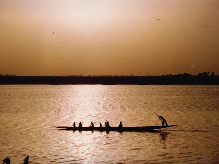 River Niger, Black Mother (Ola Balogun)