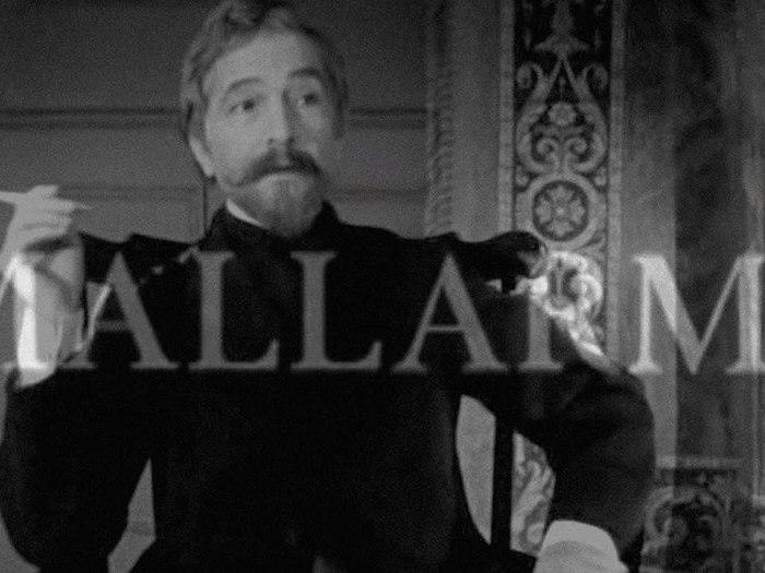 Mallarmé - film pédagogique d'Éric Rohmer