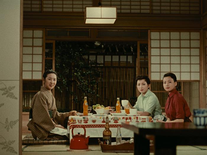 Fleur d'équinox de Yasujiro Ozu