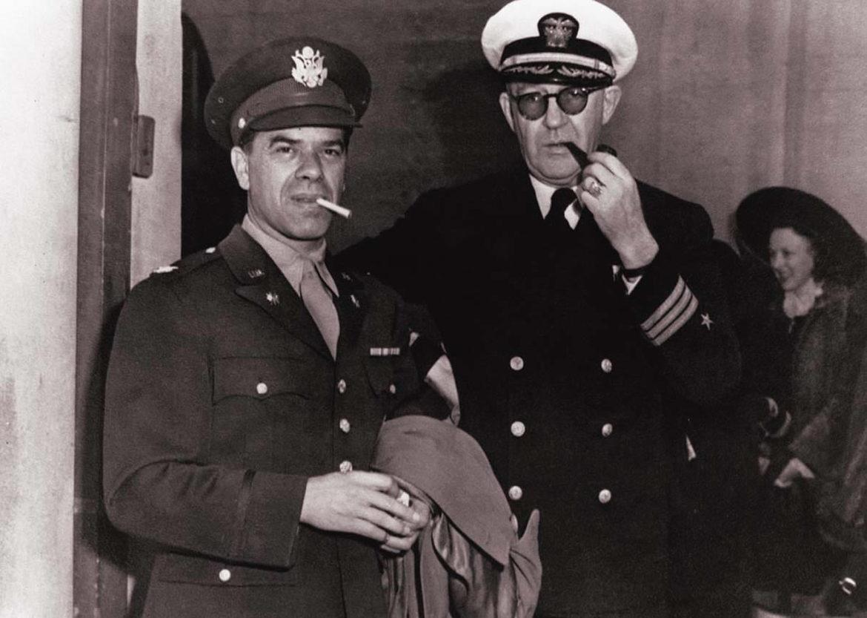 Frank Capra et John Ford