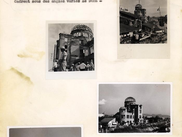 Hiroshima mon amour : cahier n° 1 page 46